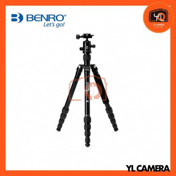 Benro BMRTABLK MeFOTO RoadTrip Classic Series 1 Tripod with Monopod and Ball Head Kit (Black)