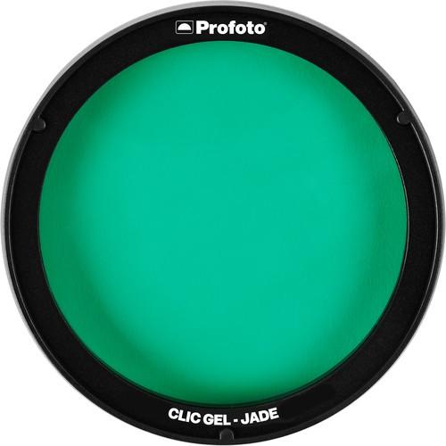 (PREORDER) Profoto Clic Gel Jade