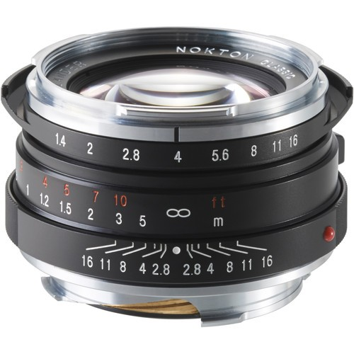 Voigtlander 40mm F1.4 Nokton Classic MC Lens (For Leica M-Mount)
