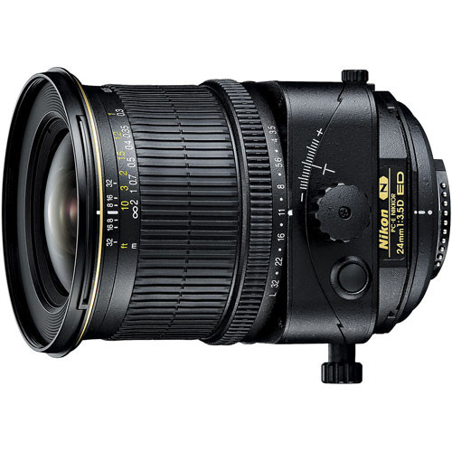 Nikon PC 24mm F3.5D ED Tilt-Shift