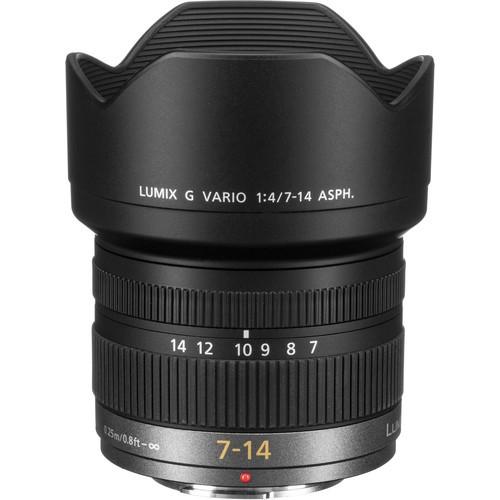 Panasonic 7-14mm F4 LUMIX G Vario ASPH. (H-F007014)