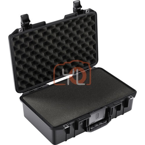 Pelican 1485 Air Hard Carry Case with Foam (Black)