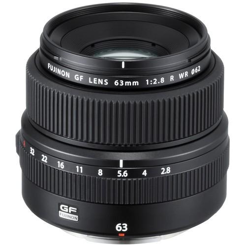 Fujifilm 63m GF F2.8 R WR