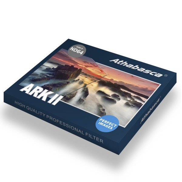 Athabasca ARK ll ND64 Square Filters 100x100mm
