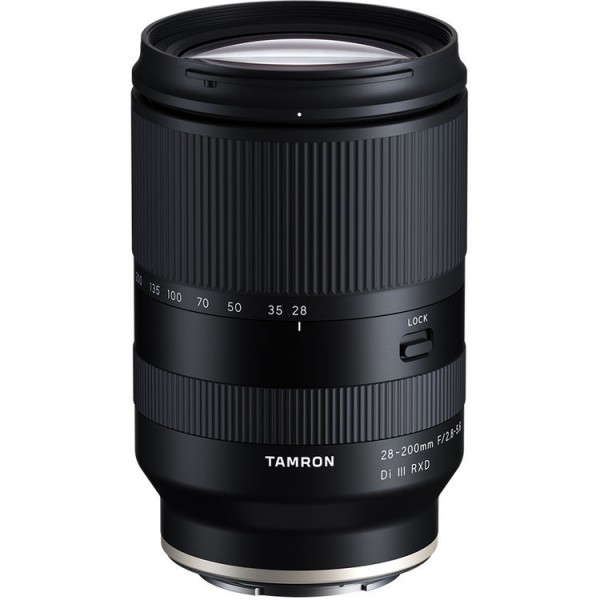 Tamron 28-200mm f/2.8-5.6 Di III RXD Lens (Sony E-Mount)