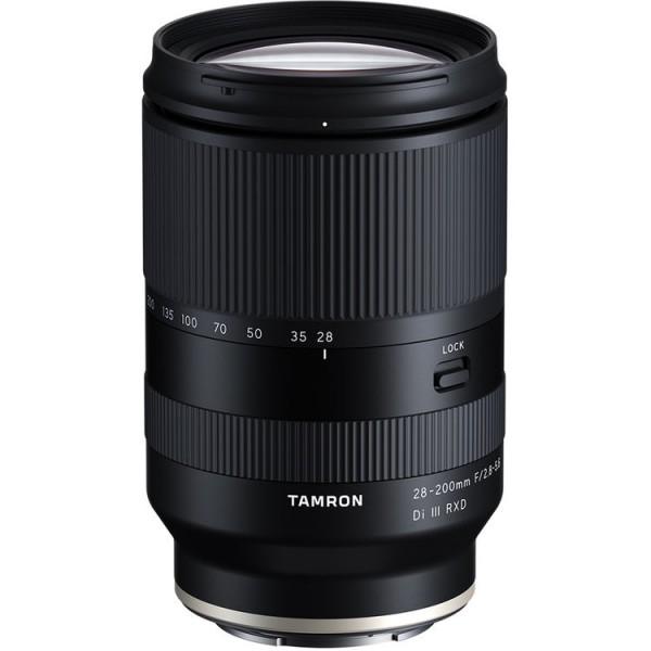 (Pre-Order) Tamron 28-200mm f/2.8-5.6 Di III RXD Lens (Sony E-Mount)