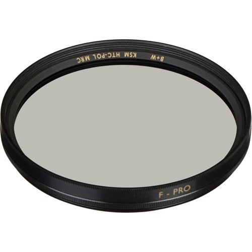 B+W 55mm F-Pro Kaesemann High Transmission Circular Polarizer MRC Filter