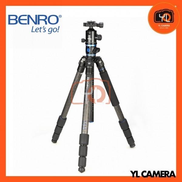 Benro GC268TB2 GoTravel Carbon Fiber Tripod with B2 Ball Head