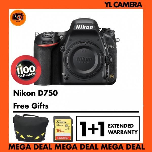 (Double.12) Nikon D750 (Body)