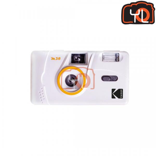 Kodak M38 Film Camera - White