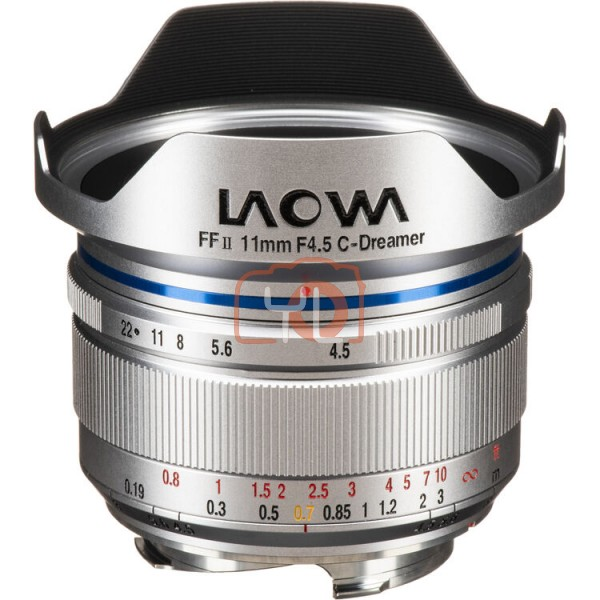 Laowa 11mm F4.5 FF RL - Silver (Leica M)