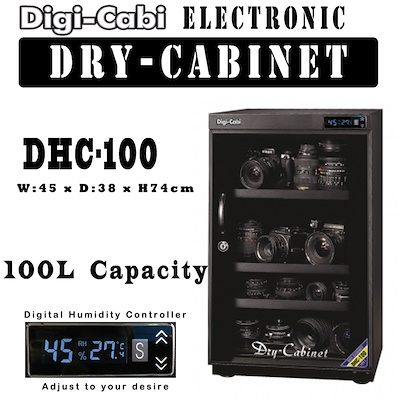 Digicabi DHC-1000 Dry Cabinet