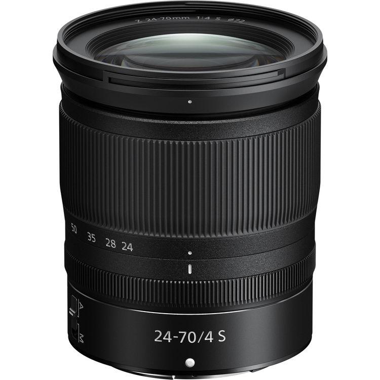 Nikon Z 24-70mm F4 S