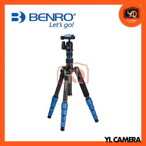 Benro FSL09CN00 Slim Travel Tripod (Carbon Fiber)