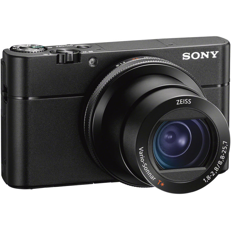 (August Promo) Sony RX100 Mark V-A [Free 64GB SD Card + NP-BX1 + LCJ-RXF + Joby Gorillapod 500]