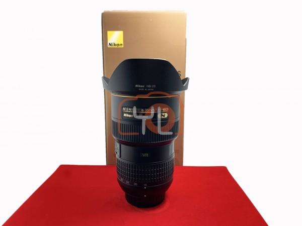 [USED-PJ33] NIKON 16-35MM F4G AF-S VR N ED, 95% Like New Condition (S/N:292627)