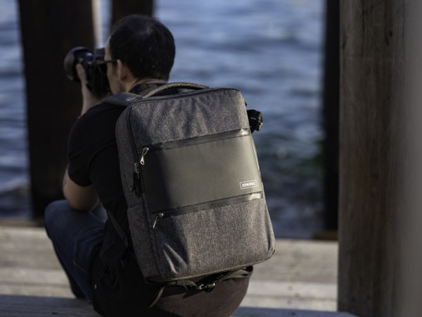 Xennec CityScape BACKPACK Camera 15 (Charcoal)
