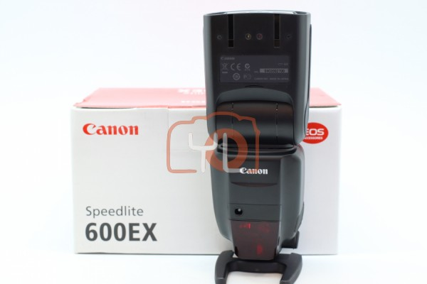 [USED-PUDU] Canon 600 EX Speedlite 98%LIKE NEW CONDITION SN:0402002700