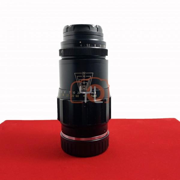 [USED-PJ33] Leica 135mm F4 Leitz Wetzlar Tele-Elmar-m ,80% Like New Condition (S/N:2106397)