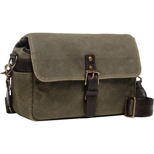 ONA Bowery Camera Bag (Canvas, Olive)