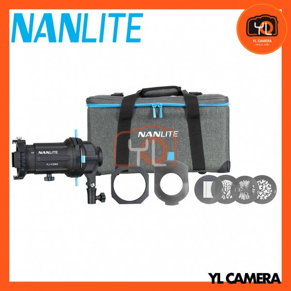 Nanlite Projector Mount for Forza 60 and 60B LED Monolights 19 Degree