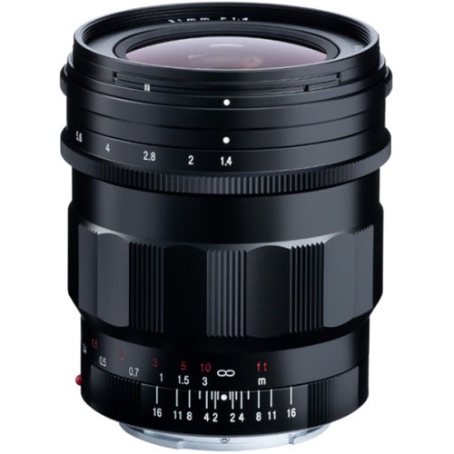 Voigtlander Nokton 21mm F1.4 Aspherical Lens for Sony-E