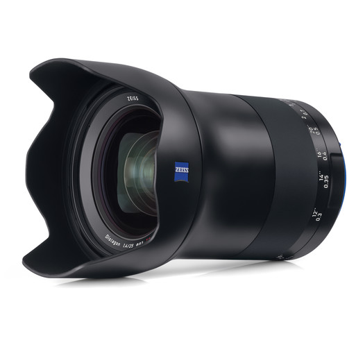 (Promotion) ZEISS Milvus 25mm F1.4 ZF.2 Lens for Nikon F