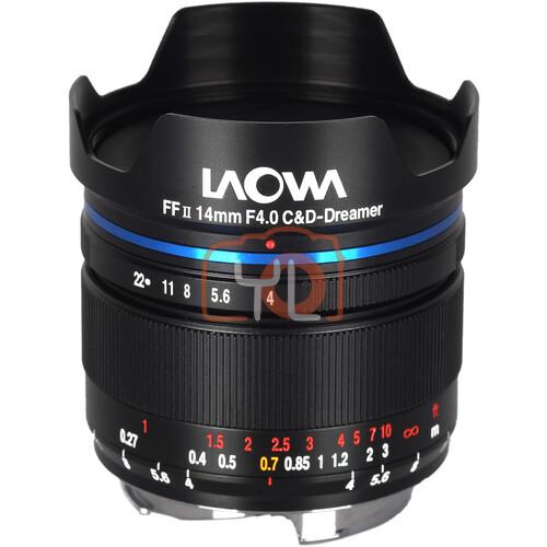 Laowa 14mm f4 FF RL Zero-D (Black) Leica M VE1440MBLK