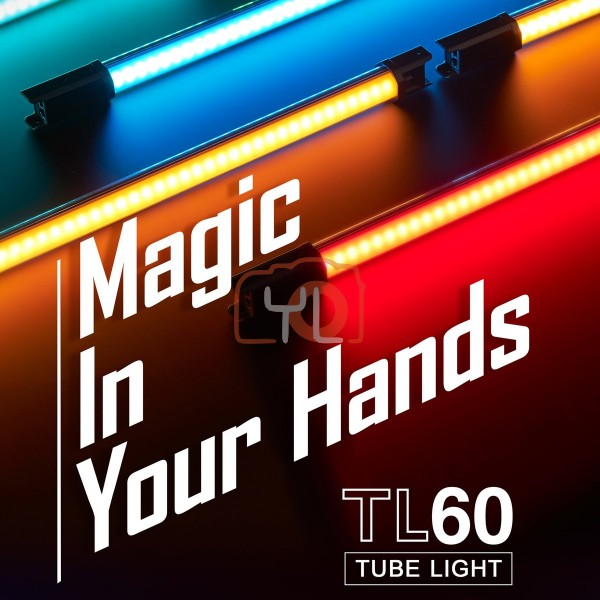 Godox TL60 Godox RGB Tube Light 4-Light Kit