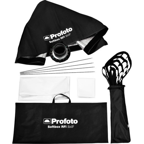 Profoto RFi 2x3' Softbox Kit with Grid