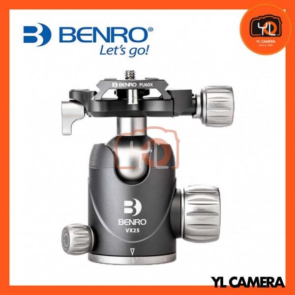 Benro VX25 Two Series Arca-Swiss Style Aluminum Ballhead