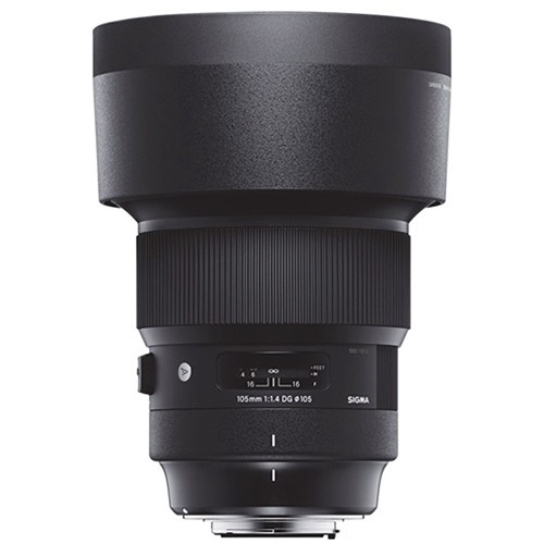 (Special Offer) Sigma 105mm F1.4 DG HSM Art Lens (Sony E)