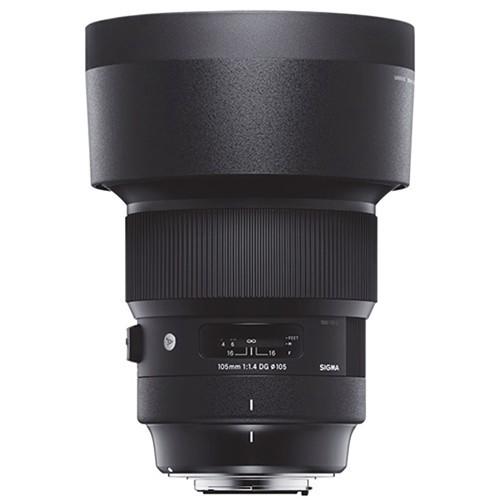 Sigma 105mm F1.4 DG HSM Art Lens (Sony E)