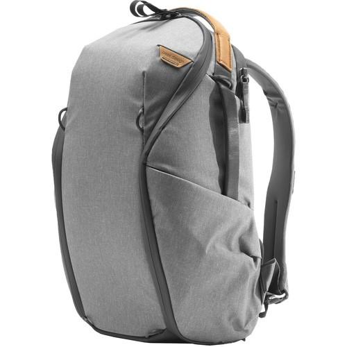 (Promotion) Peak Design Everyday Backpack Zip 15L_Ash