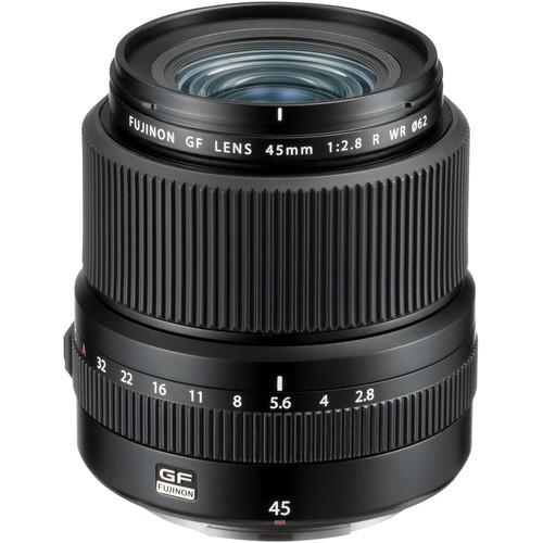 Fujifilm 45mm GF F2.8 R WR