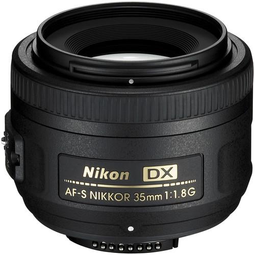 Nikon DX 35mm F1.8G AF-S