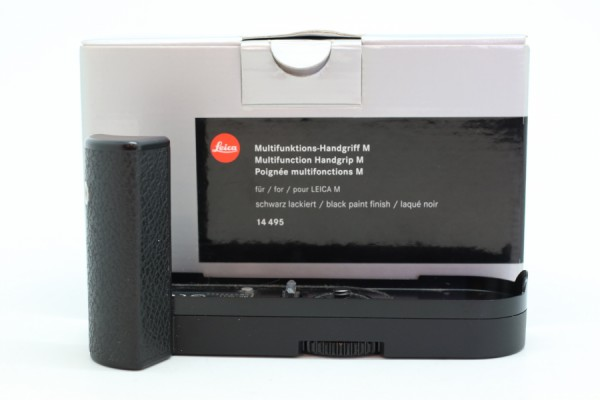 [USED-PUDU] Leica M Multifunctional Handgrip (14495) 90%LIKE NEW CONDITION SN:0002342