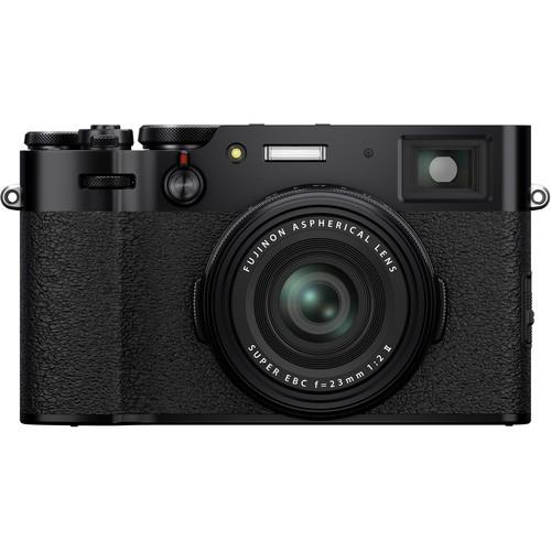 Fujifilm X100V - Black [Free 32GB SD Card]