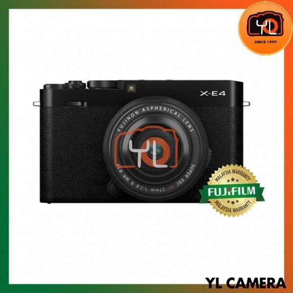 Fujifilm XE4 + XF 27mm F2.8 R WR (Black)