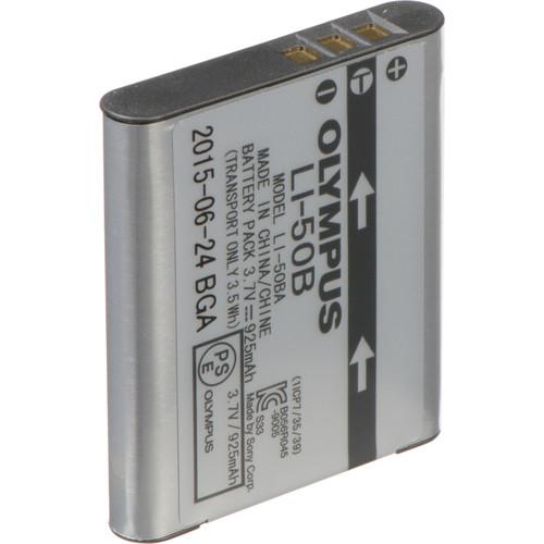 Olympus LI-50B Battery Pack