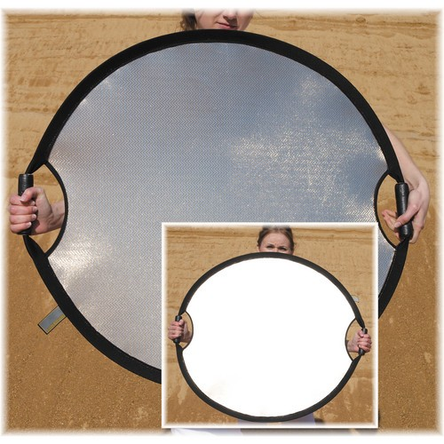 (Promotion) Sunbounce Sun-Mover Pro Reflector (Silver/White)