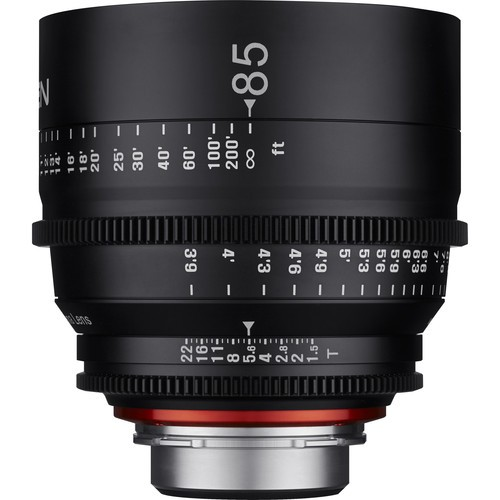 Samyang Xeen 85mm T1.5 Lens for Sony E-Mount