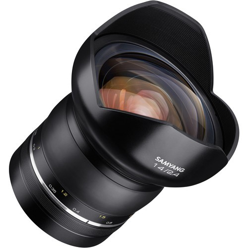 Samyang XP 14mm F2.4 Lens for Nikon