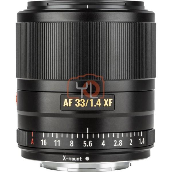 Viltrox 33mm F1.4 AF XF (Fujifilm X-Mount)