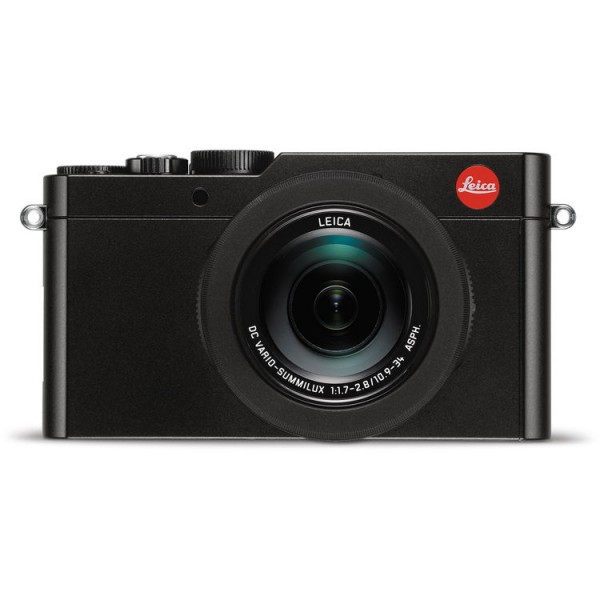 Leica D-Lux Typ109 Digital Camera - Black (18473)