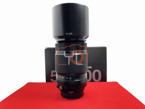 [USED-PJ33] Fujifilm 55-200MM F3.5-4.8 R LM OIS, 95% Like New Condition (S/N:77A12420)