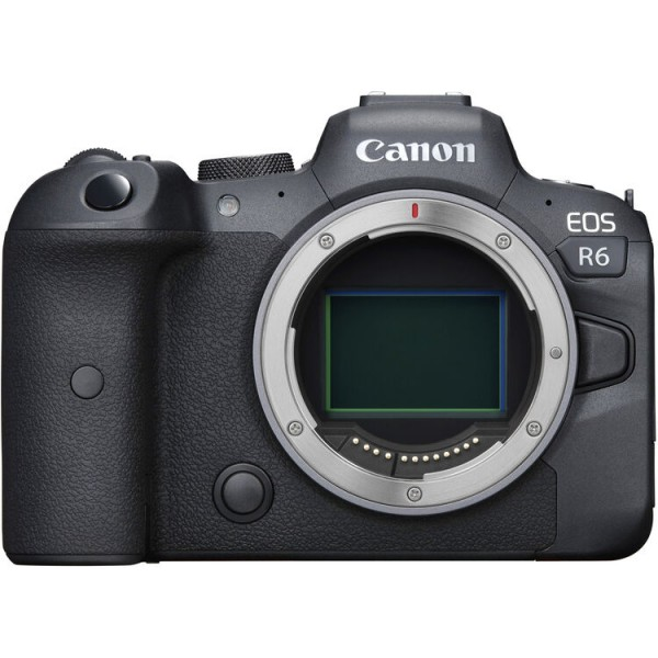 Canon EOS R6 Full Frame MIrrorless Camera [ETA: September 2020]