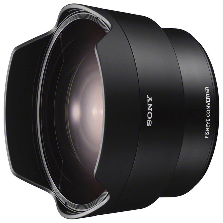 Sony Fisheye Converter For FE 28mm F2 (SEL057FEC)