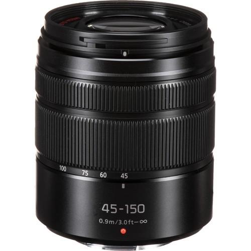Panasonic 45-150mm F4-5.6 LUMIX G Vario ASPH. MEGA OIS (H-FS45150E)