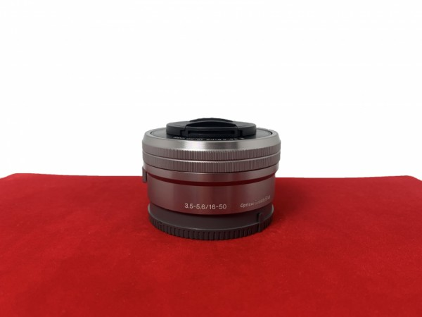 [USED-PJ33] Sony 16-50MM F3.5-5.6 PZ E OSS, 90% Like New Condition (S/N:7436893)